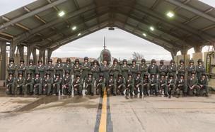 """קורס טיס 179 (צילום: דובר צה""""ל )"""