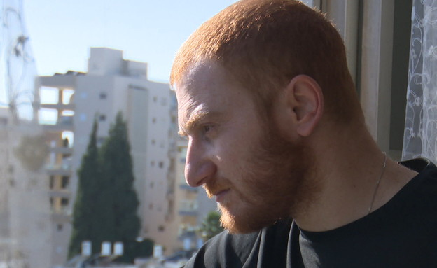 יורי דנילוב (צילום: החדשות 12)