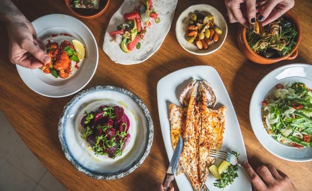 שאראק מסעדת דגים  (צילום: שני בריל, יחסי ציבור)