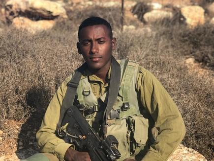 יעקב באלישה, חייל גולני שנפגע קשה ממכת ברק והתאושש