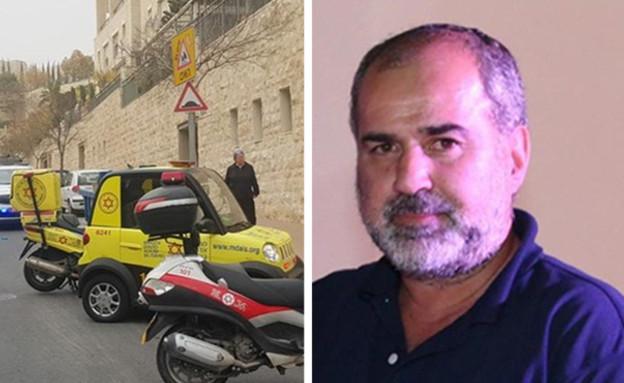 עמוס סער, הנרצח בשכונת הר חומה בירושלים