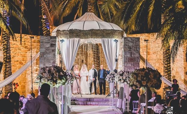 חתונה עדי ודניאל המשך (צילום: בראשית צלמים)