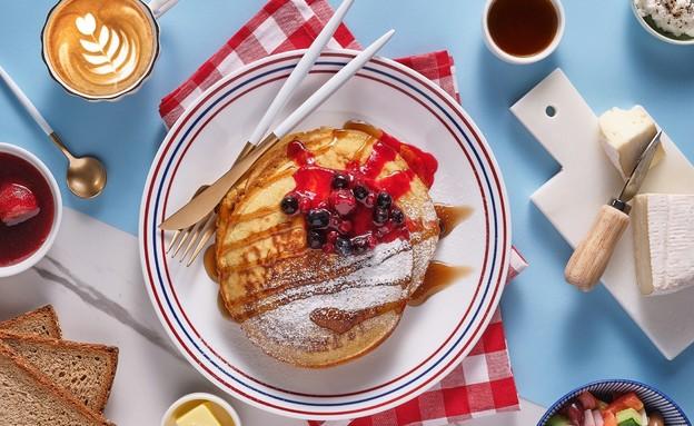 ארוחות בוקר סובבות עולם בפרש דה מרקט (צילום: אנטולי מיכאלו, יחסי ציבור)
