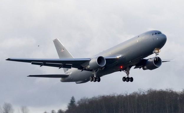 מטוס התדלוק (צילום: חיל האוויר ארה