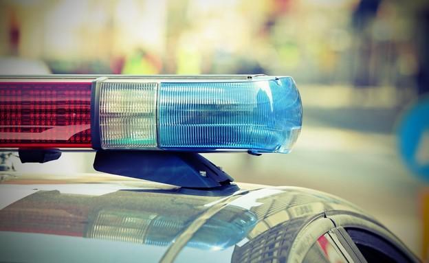ניידת משטרה (צילום: ChiccoDodiFC , shutterstock)