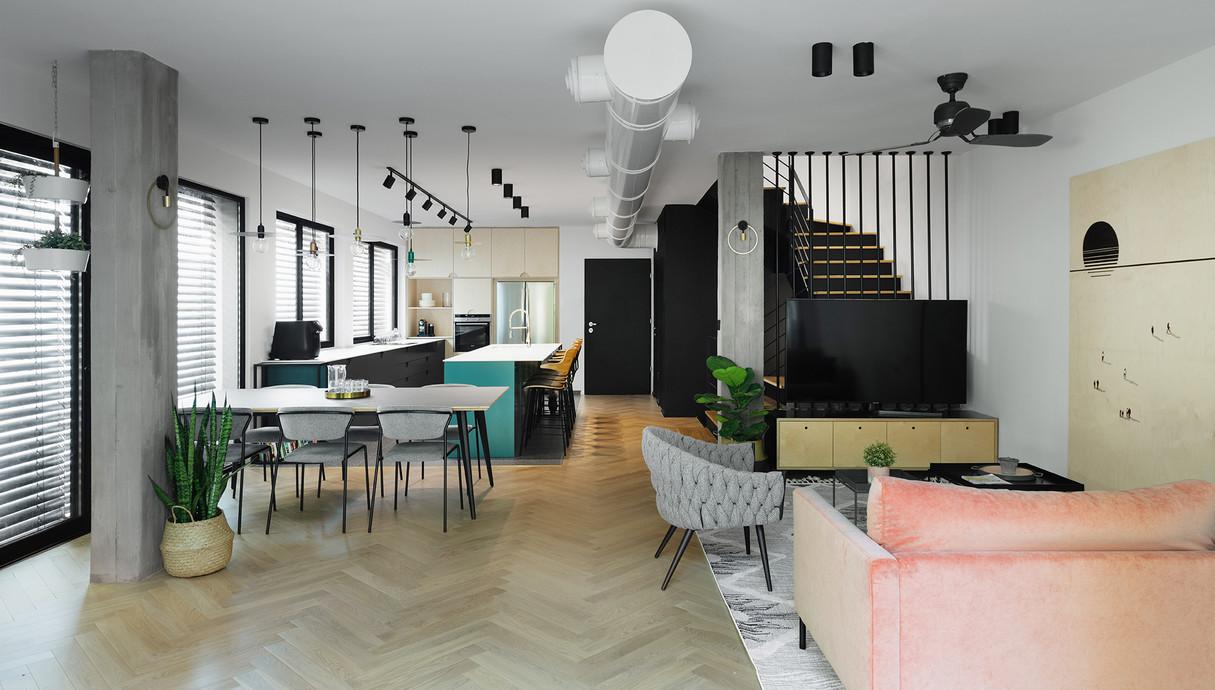 בית בהרצליה, עיצוב גל גרבר - 1