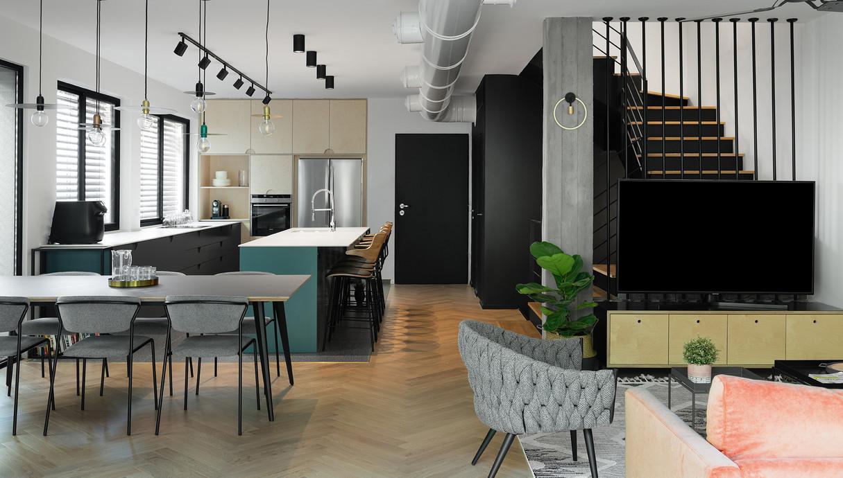 בית בהרצליה, עיצוב גל גרבר - 2