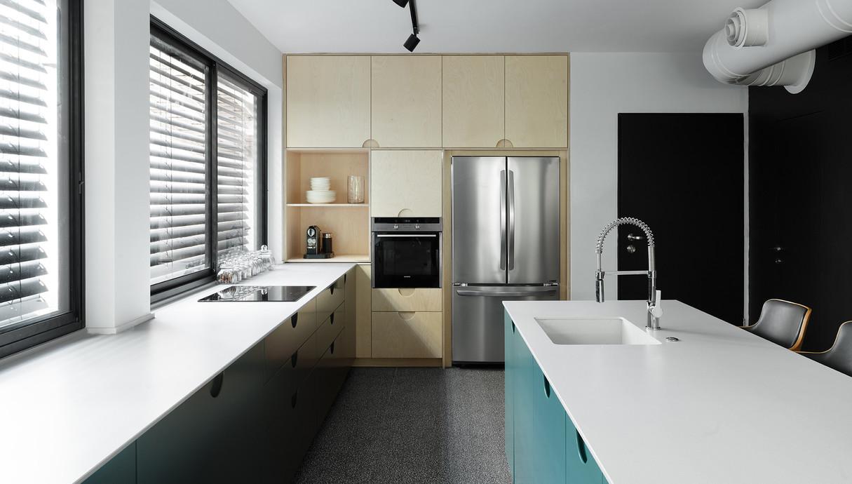 בית בהרצליה, עיצוב גל גרבר - 5