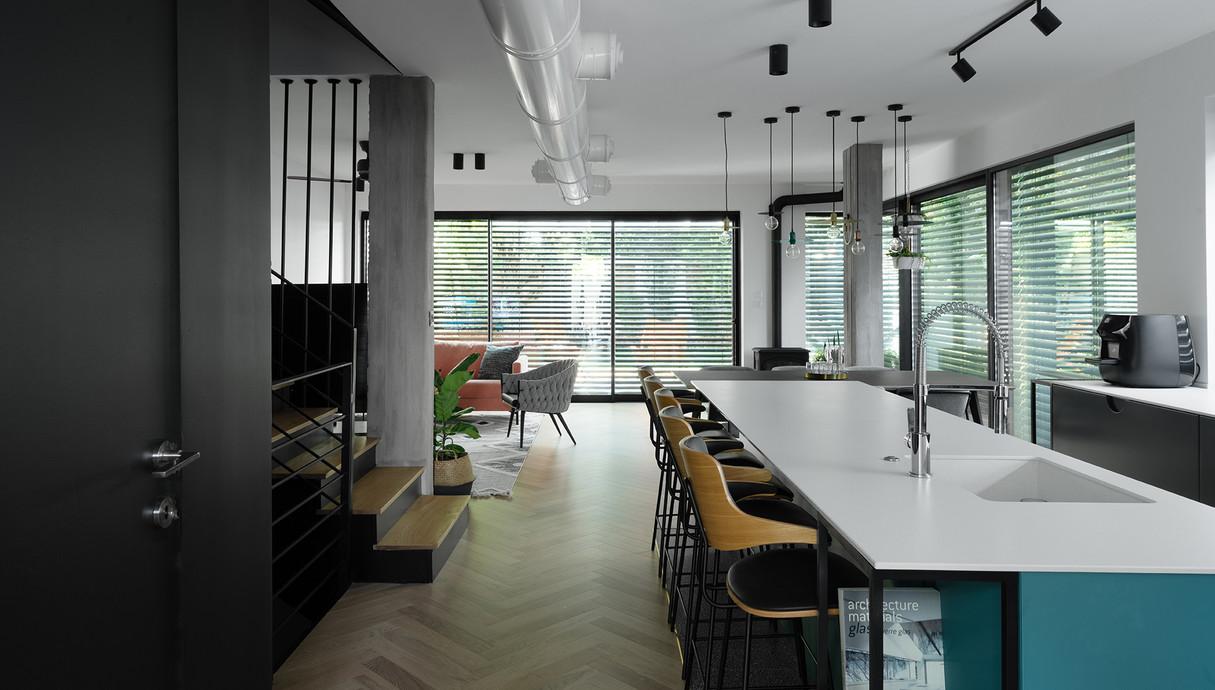 בית בהרצליה, עיצוב גל גרבר - 12