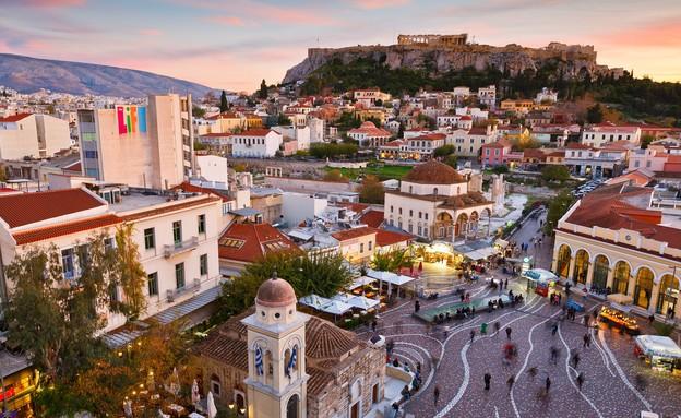 אתונה (צילום: Milan Gonda, shutterstock)