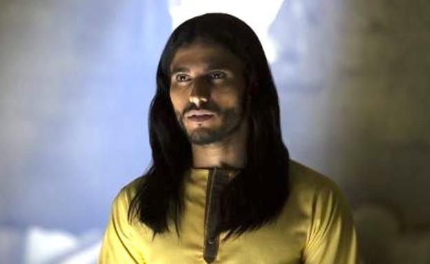 "איש הניסים (צילום: יח""צ באדיבות Netflix)"