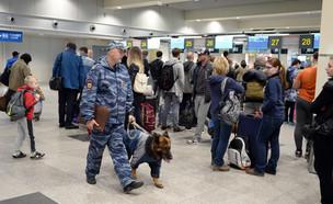 שדה תעופה ברוסיה (צילום: shutterstock)
