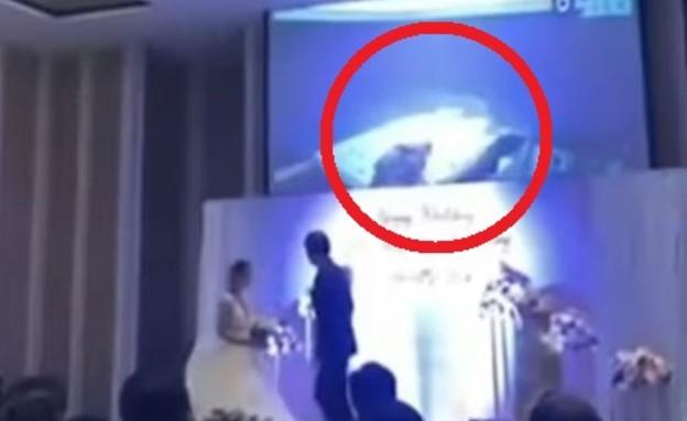 חתונה בסין (צילום: Disclosed News, youtube)