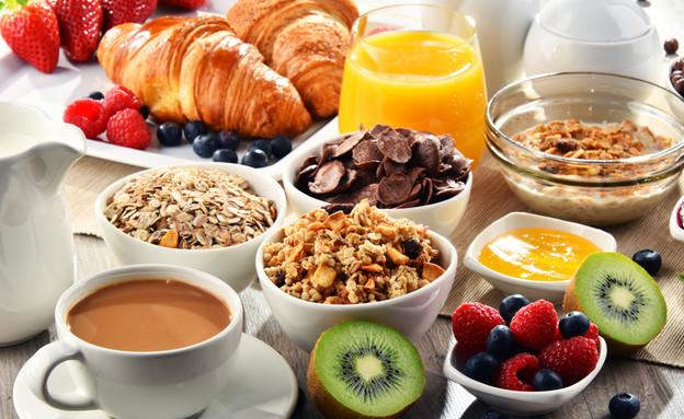 ארוחת בוקר (צילום:  monticello, shutterstock)