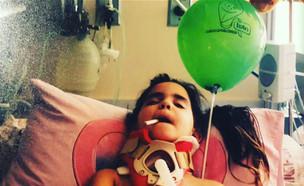 """ירדן מרציאנו התעמתה עם הנהג שפגע בה (צילום: מתוך """"חדשות הבוקר"""" , קשת 12)"""