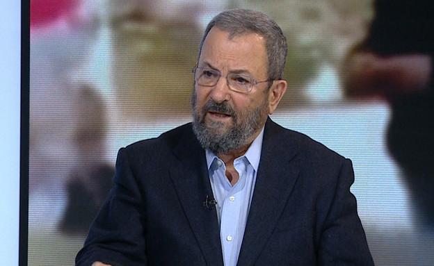 אהוד ברק על חיסול קאסם סולימאני (צילום: מתוך