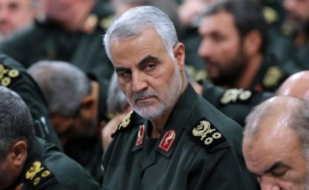 קאסם סולימאני, מפקד כח קודס
