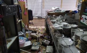 כלים אבו עומר (צילום: החדשות 12)