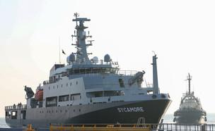 הספינה צ'ולס (צילום: Ian Currie-Pool/Getty Images)