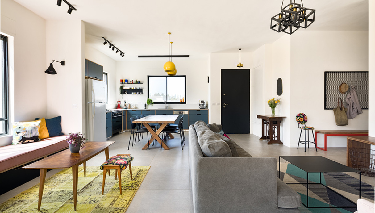 בית בעוטף עזה, עיצוב יעלה צורף