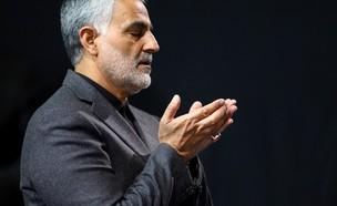 קאסם סולימאני (צילום: ap)