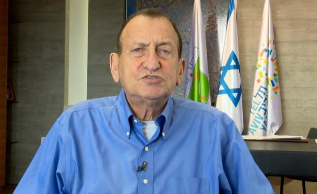 רון חולדאי, ראש עיריית תל אביב-יפו (צילום: החדשות )
