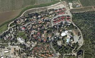 קיבוץ ברקאי (צילום: צילום אוויר: א.א מערכות/גיל בורקין באדיבות הנהלת קיבוץ ברקאי)