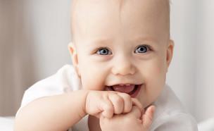 תינוק (צילום: Vasilyev Alexandr, shutterstock)