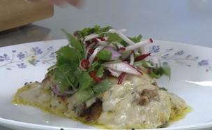 סינייה בורי (וידאו AVI: מבשלים עם קשת, קשת 12)