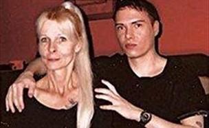 לוקה מגנוטה ואנה יורקין (צילום: myspace - אנה יורקין)