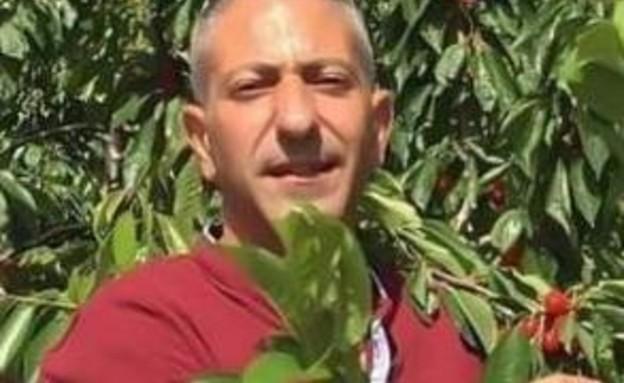 סאמר ערביד, חשוד ברצח רינה שנרב (צילום:  none)