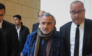 משה איבגי בבית המשפט (צילום: מאיר ועקנין, פלאש 90)
