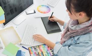 לימודי עיצוב (צילום: ESB Professional, shutterstock)