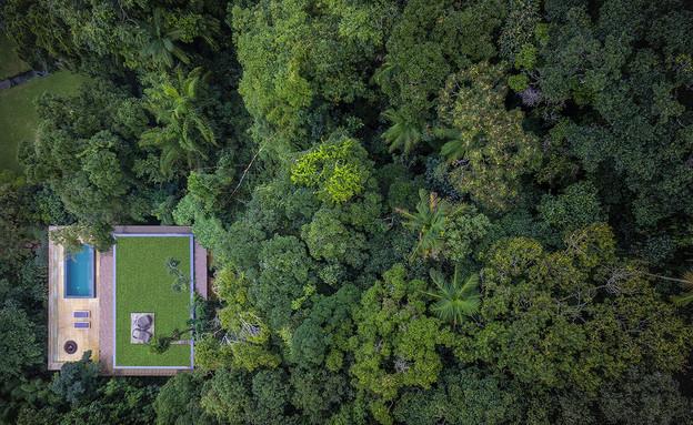 15 - בית בברזיל, עיצוב studio mk27 (צילום: Fernando Guerra)