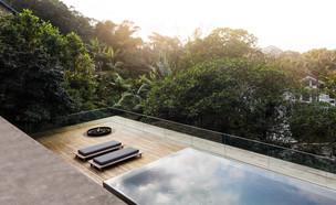 12 - בית בברזיל, ג, עיצוב studio mk27 (צילום: Fernando Guerra)