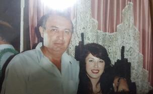 """ארקדי נמצוב ורעייתו מרינה ז""""ל לפני האסון ב-2001"""