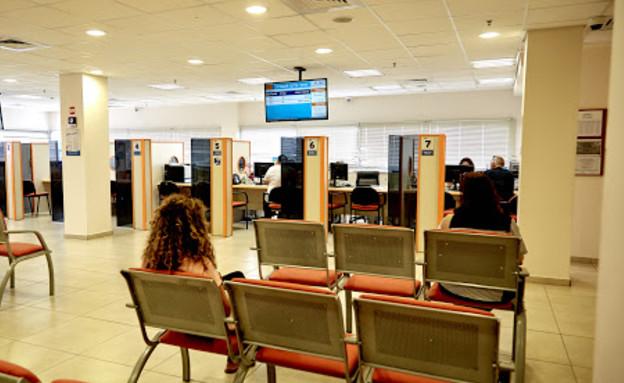 משרדי שירות התעסוקה (צילום: שירות התעסוקה)
