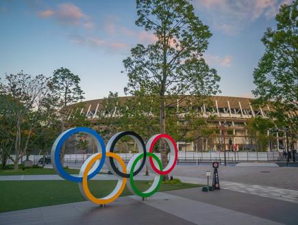 האצטדיון האולימפי, טוקיו (צילום: shutterstock / f11photo)