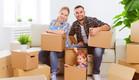 משפחה עוברת דירה (אילוסטרציה: Evgeny Atamanenko, Shutterstock)