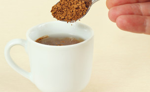 קפה נמס (צילום: Boris Bulychev, shutterstock)