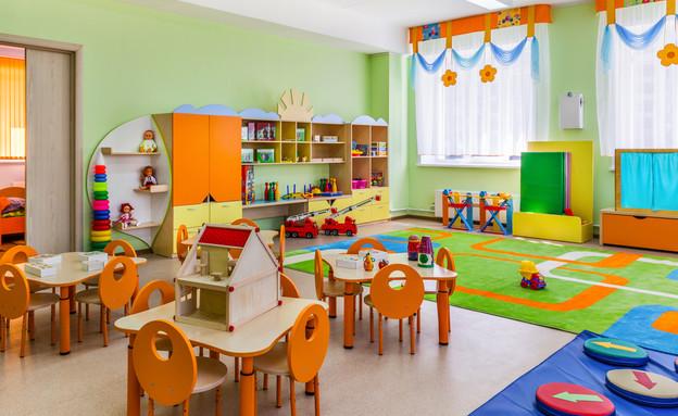 גן ילדים (צילום: Beloborod, shutterstock)