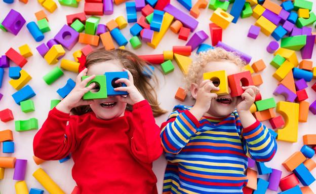 גן ילדים (צילום: FamVeld, shutterstock)