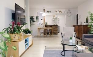 דירה בהוד השרון, עיצוב סהר בוכמן (צילום: גאיה פלד)