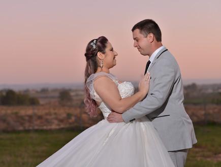 חתונה סימונה ומרק