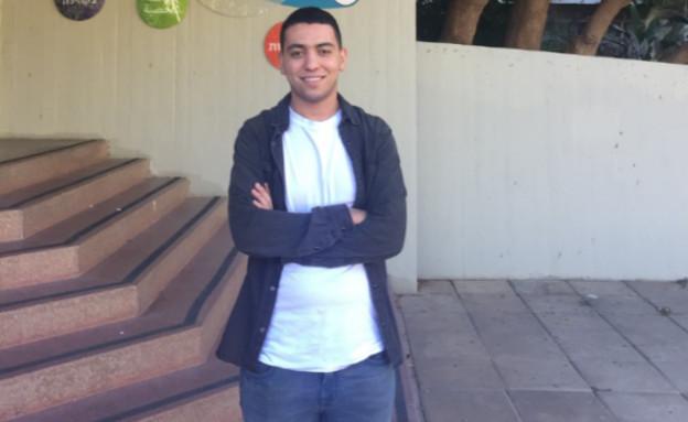 עבד נאטור (צילום: דוברות מכללת לוינסקי לחינוך)