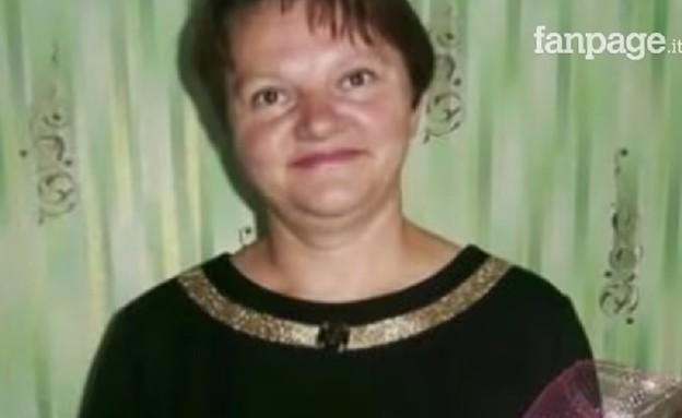 הרצח בבלארוס (צילום: youtube/Fanpage.it)