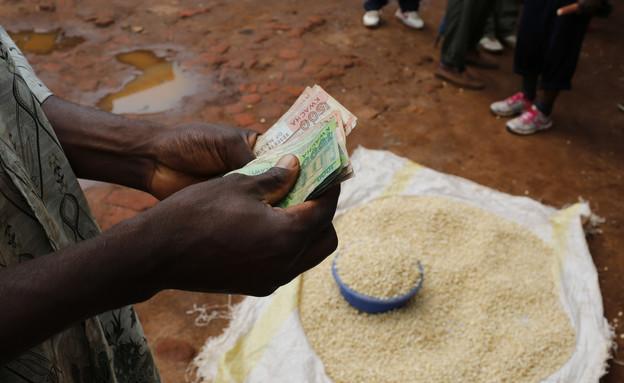 """האו""""ם: 45 מיליון רעבים בדרום יבשת אפריקה (צילום: רויטרס)"""