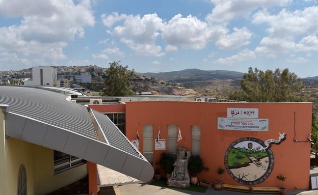 בית ספר דרכא בירכא (צילום: גיל אליהו, הארץ)