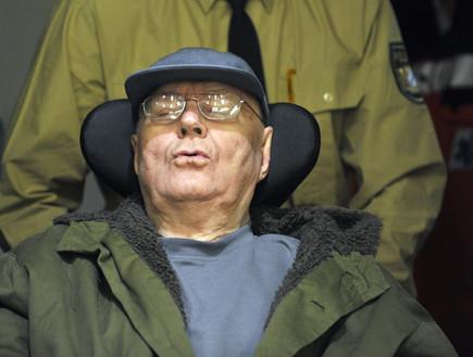 ג'ון דמיאניוק במהלך משפטו בגרמניה, 2010