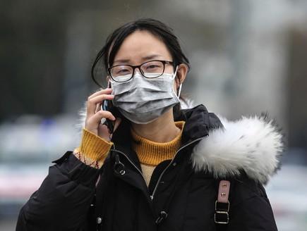 חשש מהווירוס החדש בסין